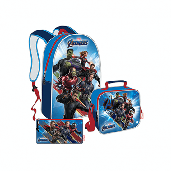 COMBO SALVEQUE-CART-LONC AVENGERS – 959050