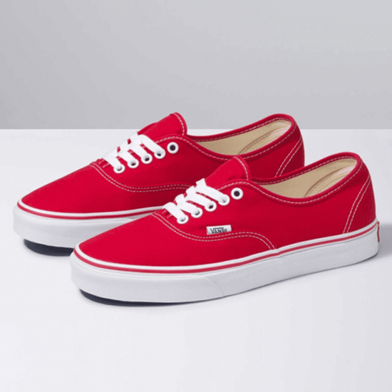 TENIS VANS AUTHENTIC – VN000EE3RED