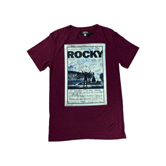 CAMISETA ZEPIA – ROCKY